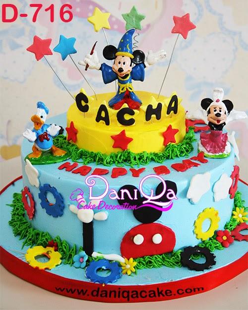 Daniqa Cake And Snack March 2014