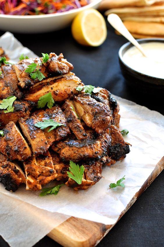 Chicken Shawarma (Middle Eastern) Recipe