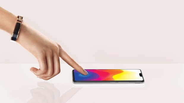 Vivo X21 In-Display Fingerprint Sensor