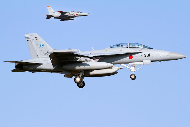 Japan test Boeing Growler SEAD