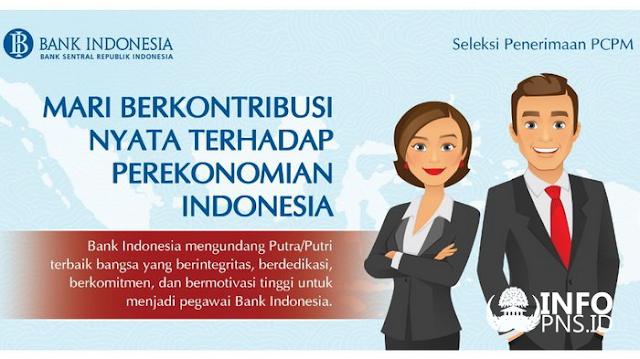 DIBUKA LOWONGAN DI BANK INDONESIA, BURUAN DAFTAR !