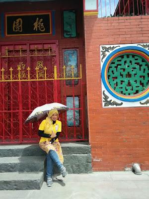 Kelenteng Satya Budhi Bandung