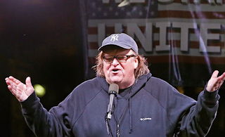 Michael Moore: U.S. 'Sh*ts On Their Own' More than Any Other Country