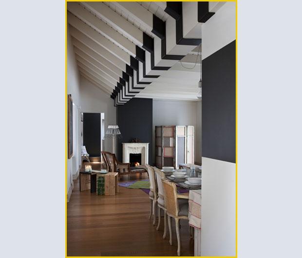E tu…di che colore vuoi dipingere le pareti?  Architettura e design a Roma