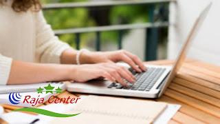 RAJA CENTER Website official