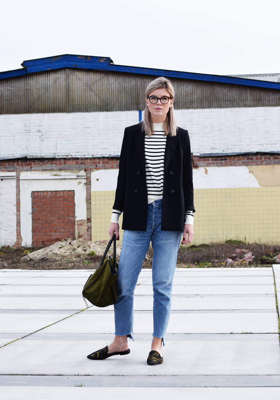 Outfit of the day, MbyM, Zara, Citizens of Humanity, Fendi, Dewolf, Sandro, Céline, ootd, style, fashion, blogger