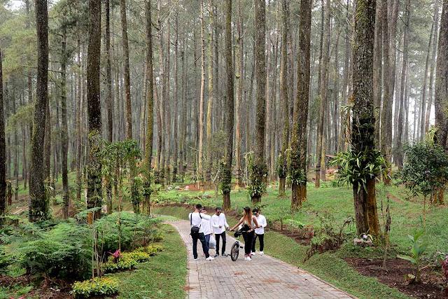 Tempat Outbound di Lembang