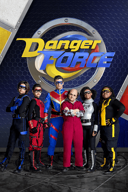 Watch Danger Force on Nickelodeon!