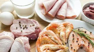 18 Makanan Tinggi Protein Rendah Lemak