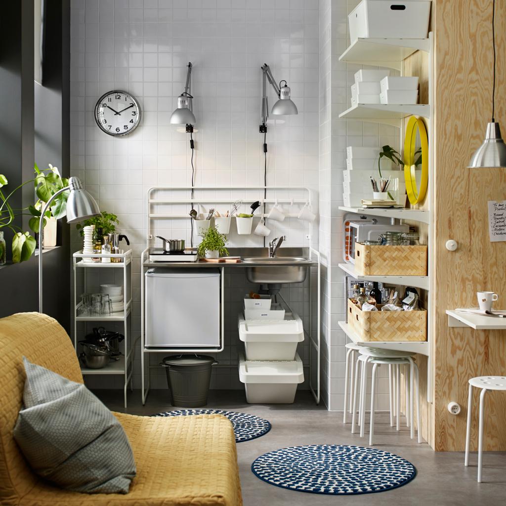 Soggiorno Con Angolo Cottura Ikea ikea: le novità di agosto per la zona giorno - chiccacasa