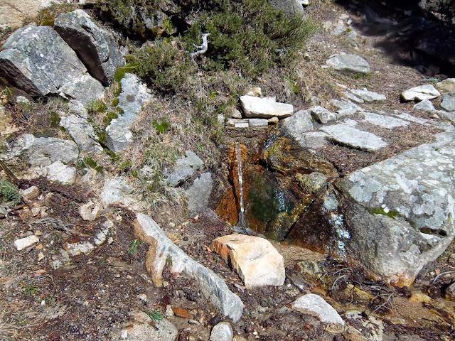 Fuente de la Mina o de la Cierva - Alfonsoyamigos