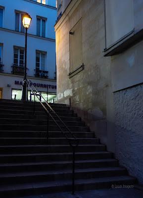 Rue des Degrés © Laura Prospero