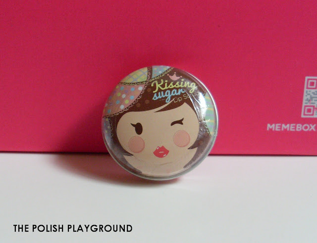 Memebox Superbox #61 My Cute Wishlist 3 Unboxing - Shara Shara Kissing Sugar Lip Scrub