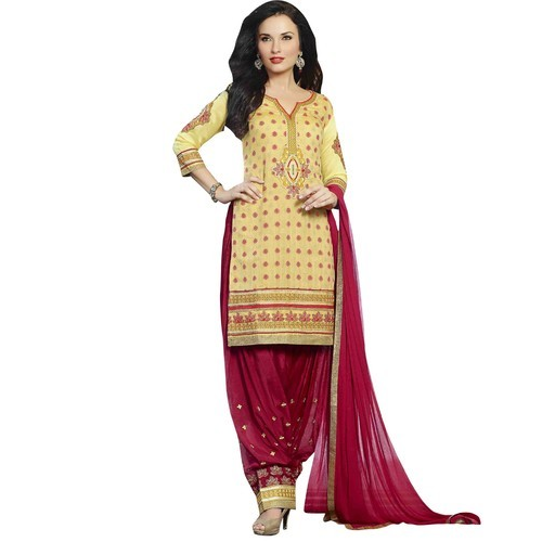 Discover The Designer Salwar Suits Of Your Dreams