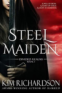 Steel Maiden - fantasy by Kim Richardson