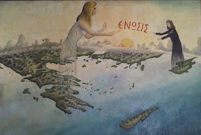 Σαν σήμερα...Το 1952 Η Παγκύπρια Εθνοσυνέλευση στη Λευκωσία εγκρίνει ψήφισμα για την ένωση της Κύπρου με την Ελλάδα.