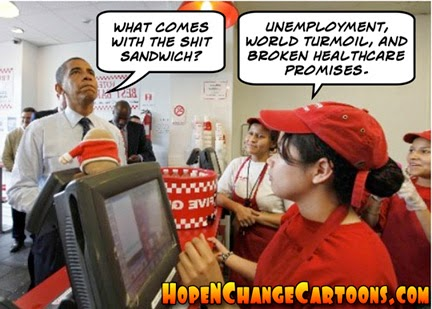 obama, obama jokes, cartoon, humor, political, ryan, budget, stinkburger, stilton jarlsberg, conservative, hope n' change, hope and change, ryan, hillary, debt