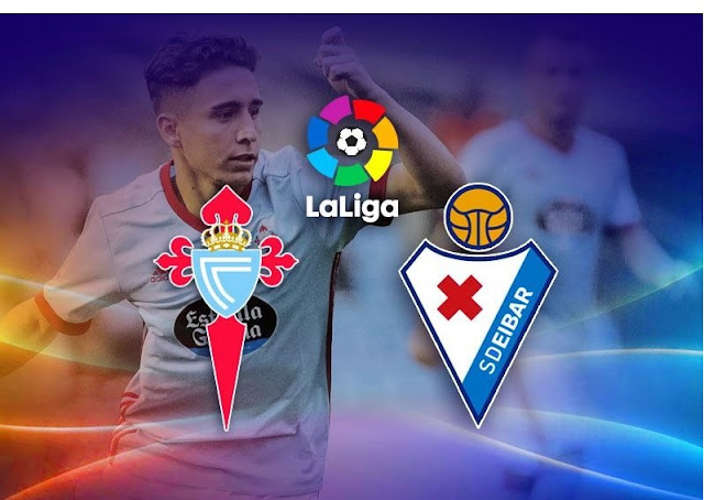Celta Vigo vs Eibar - Highlights & Full Match