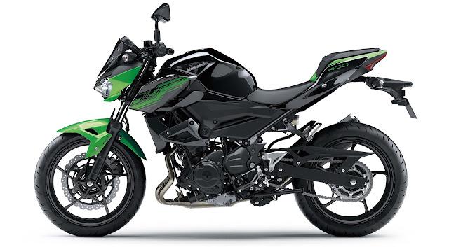 All New Kawasaki Z250 2019 biasa banget