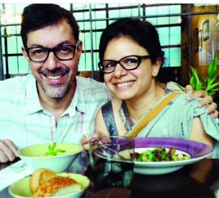Rajat Kapoor Family Wife Son Daughter Father Mother Marriage Photos Biography Profile.