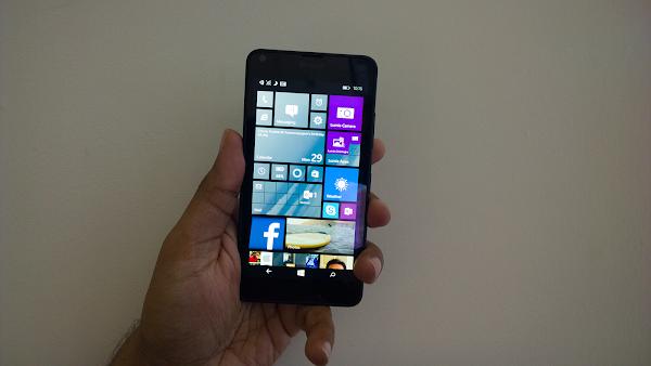 Microsoft Lumia 640 - Review
