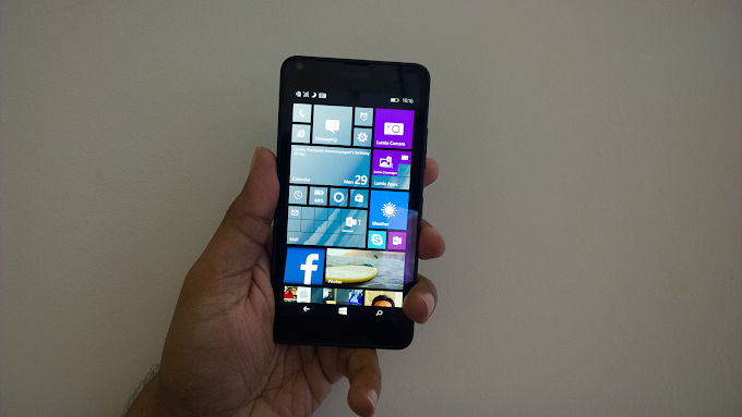 Microsoft Lumia 640 - Review