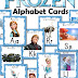 Free FROZEN Alphabet Cards