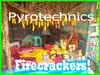Pyrotechnics and Firecrackers