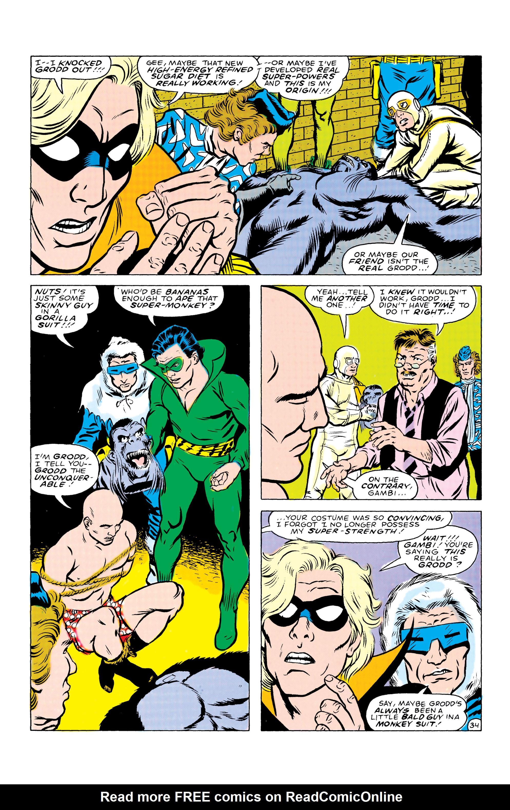 Read online Secret Origins (1986) comic -  Issue #41 - 35