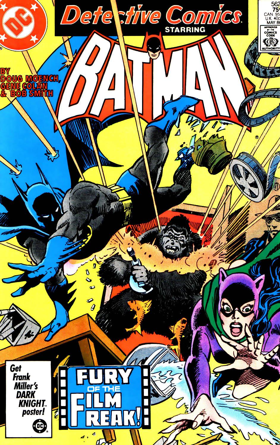 Detective Comics (1937) 562 Page 1