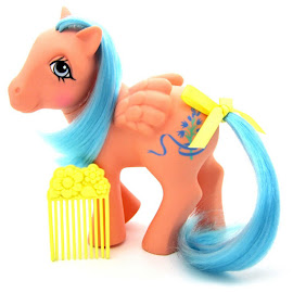 MLP Bluebell Year Eight Flower Ponies G1 Pony
