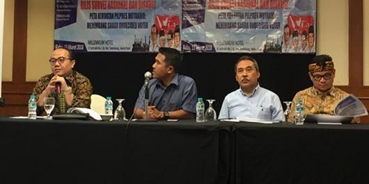 BPN Ancam Tuntut Lembaga Survei, Konsepindo: Berbahaya bagi Demokrasi