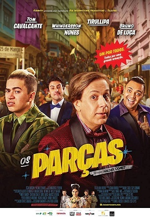Os Parças Filmes Torrent Download capa