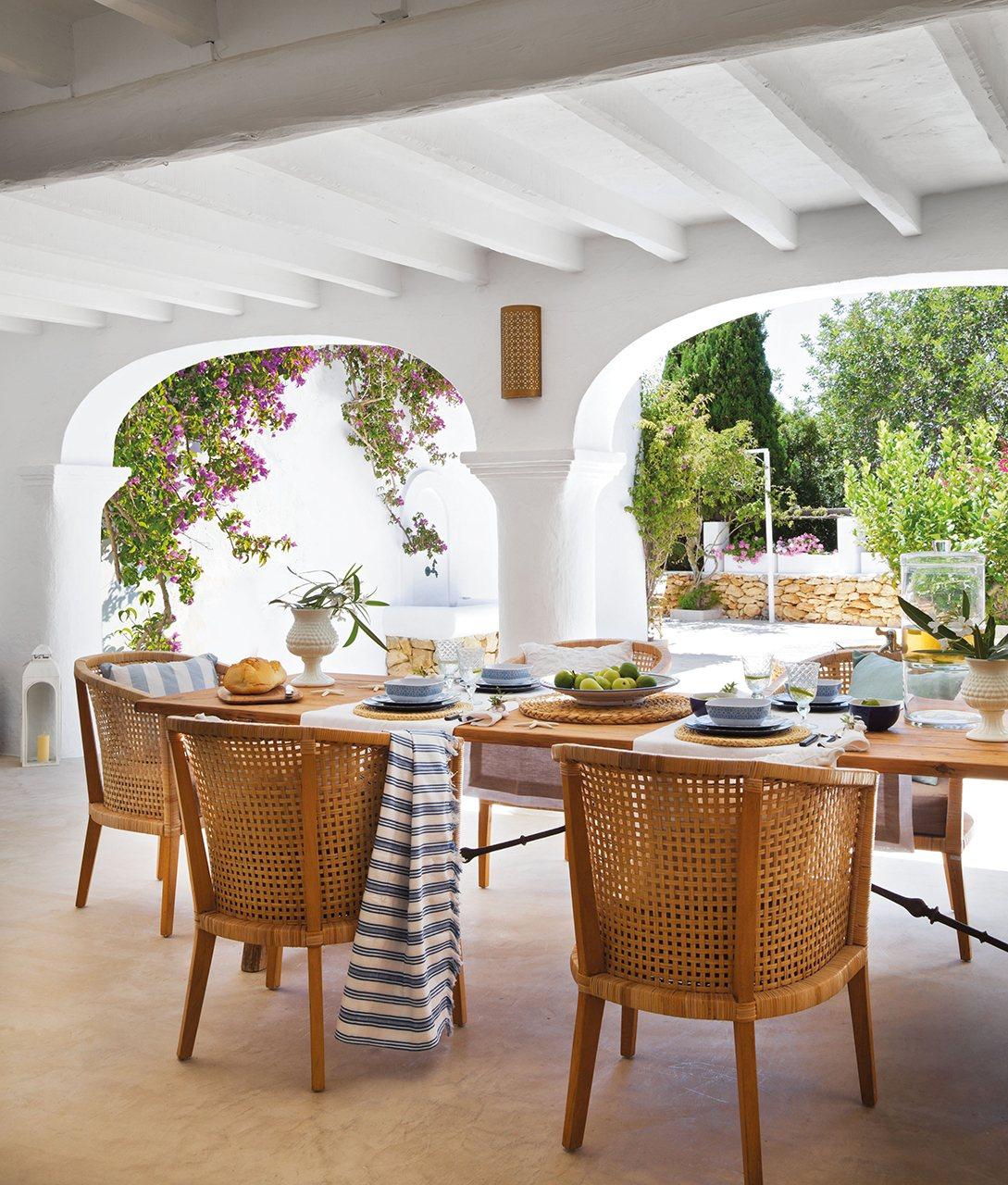 Amenajare n stil mediteranean n ibiza jurnal de design for Terrazas ibicencas