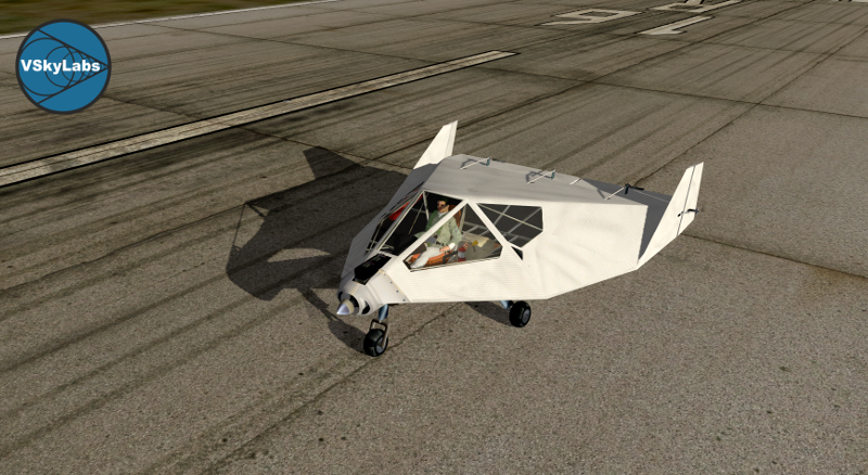 VSKYLABS FMX-4 'Facetmobile'