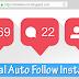 Cara Menggunakan Situs Auto Follow, Love, Comment Instagram