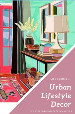 mercadillo Urban Lifestyle Decor 2018