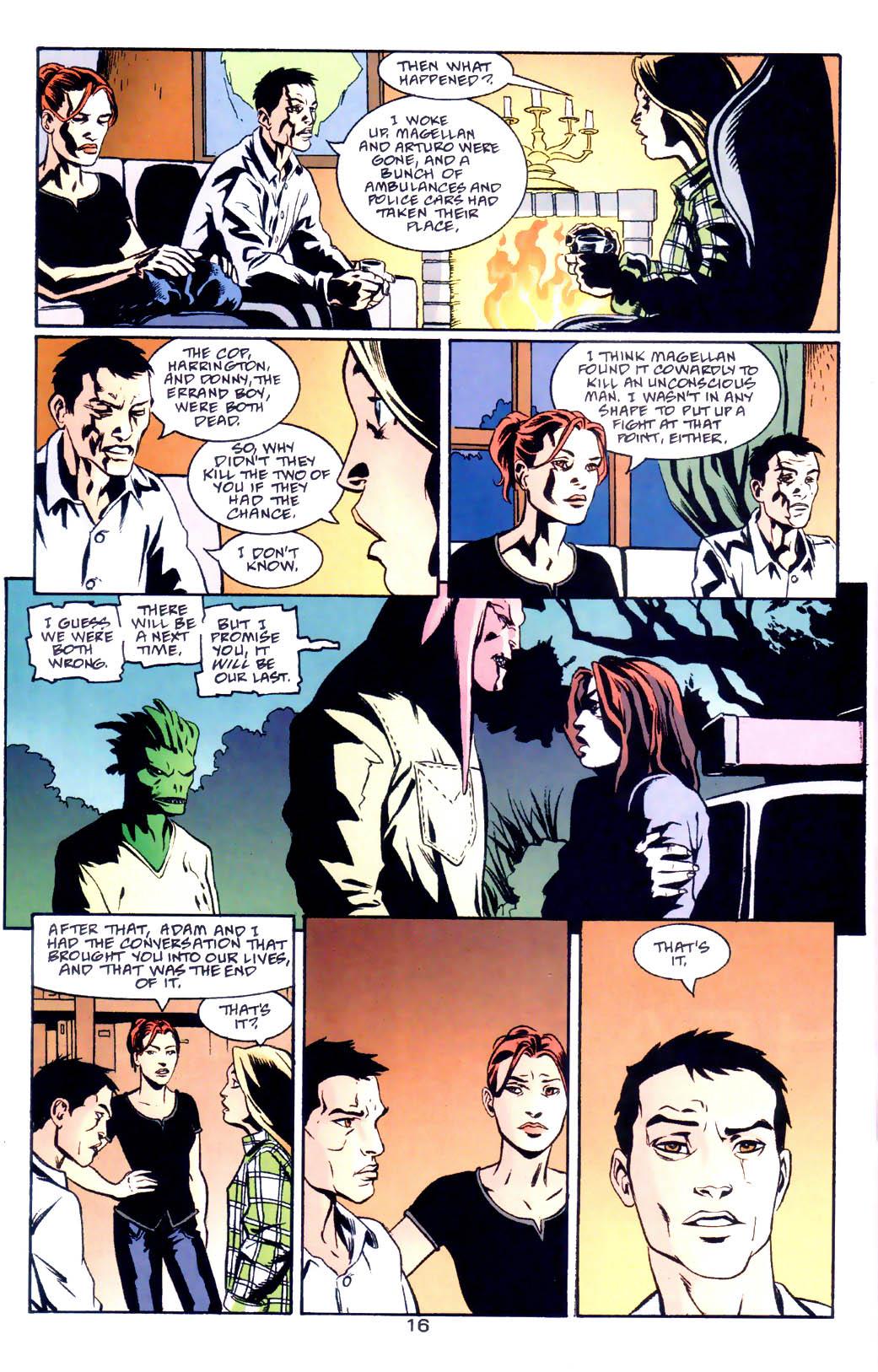 Read online Midnight, Mass comic -  Issue #3 - 17