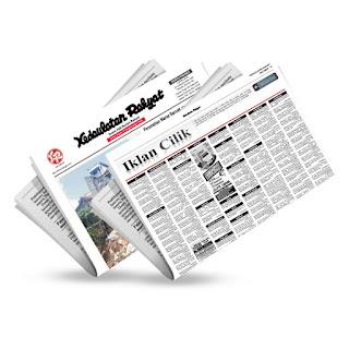 Promosi di koran KR Jogja
