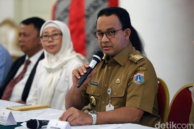 Gerindra DKI Dukung Rencana Anies Kucurkan APBD Lewat Ormas