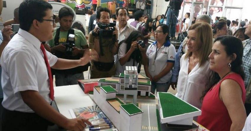 MINEDU: Ministra Martens inauguró «Feria del Buen Inicio del Año Escolar 2017» en el Parque de la Exposición de Lima [FOTOS] www.minedu.gob.pe