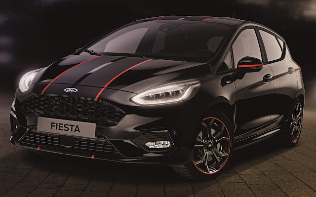 Novo Ford Fiesta ST Line