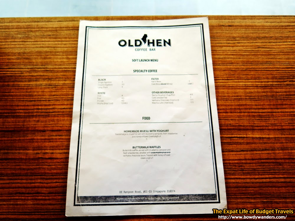Singapore-Old-Hen-Coffee-Bar-Rangoon-Road-The-Expat-Life-Of-Budget-Travels-Bowdy-Wanders