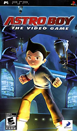 ROMs - Astro Boy - The Video Game - PSP Download
