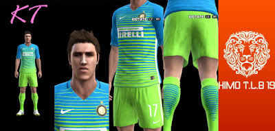 PES 2013 Inter Milan Third Kit 2016-17 By KIMO T.L.B 19