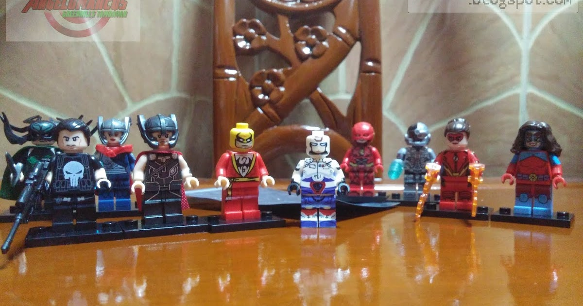 KF923 MINI FIGURINES She-Deadpool