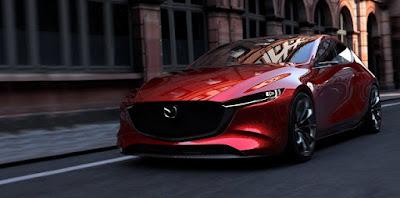 La production de la nouvelle Mazda 3 2019 vient avec le design Kai Concept