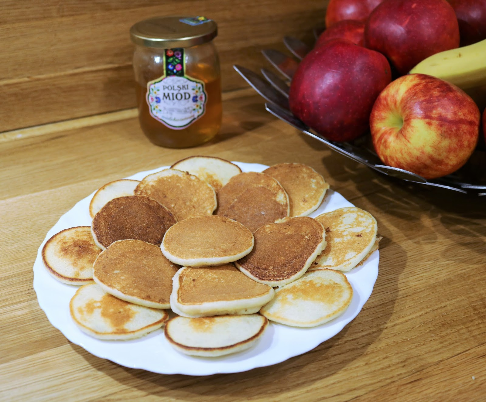 śniadanie deser dla niemowlakó dzieci