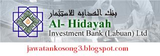 Kerja kosong terkini Al-hidayah