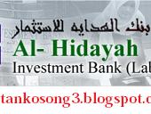 JAWATAN KOSONG TERKINI AL-HIDAYAH INVESTMENT BANK TARIKH TUTUP 20 NOVEMBER 2016